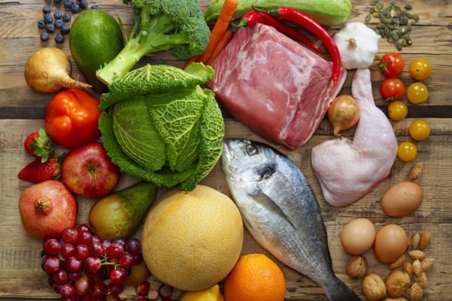 richtige Ernährung Fitness Training