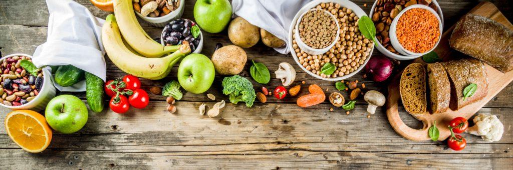Kohlenhydrate richtige Ernährung Fitness Training