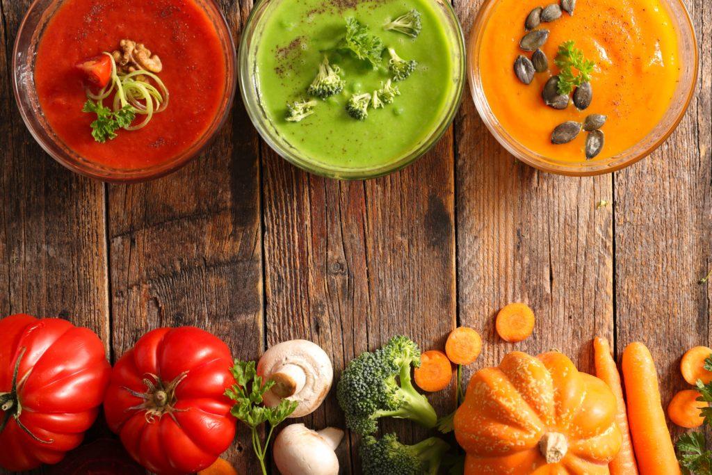 Vegan Vegetarisch richtige Ernährung fitness Training
