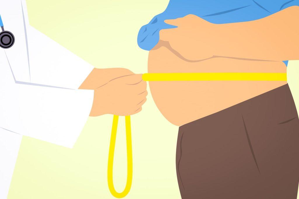 Abnehmen richtige Ernährung fitness Training