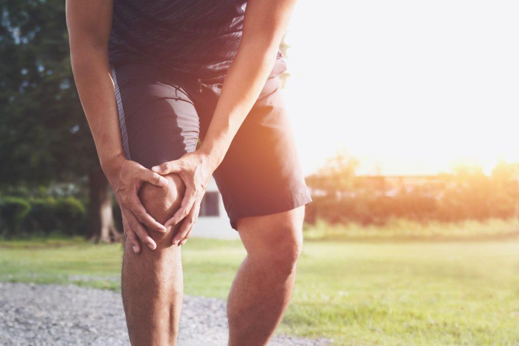 Knieschmerzen Verletzung