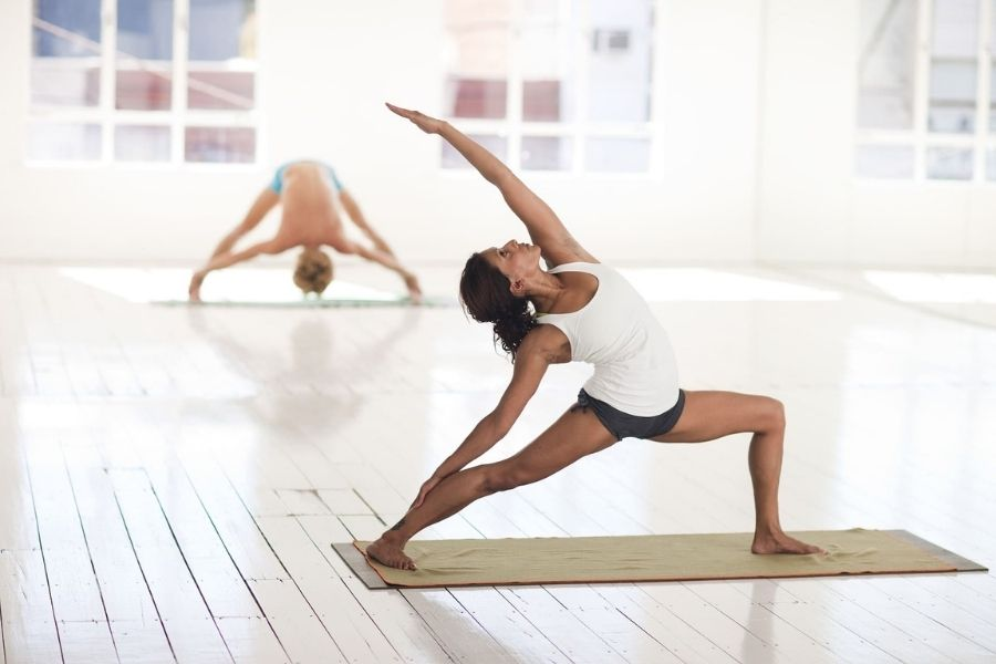 Yoga und Fitness – The Perfect Match