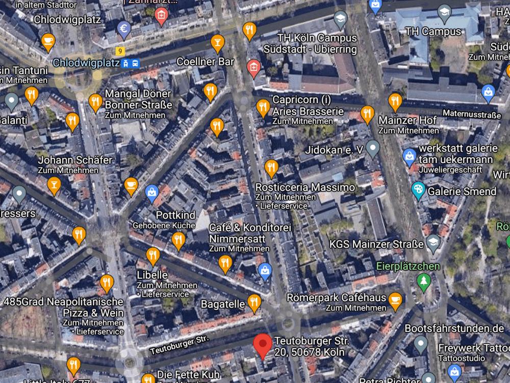 location-yoga-suedstadt-koeln-fitnesskaiser